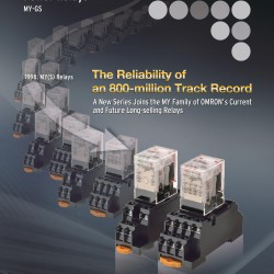 Relay Omron MY-GS Series