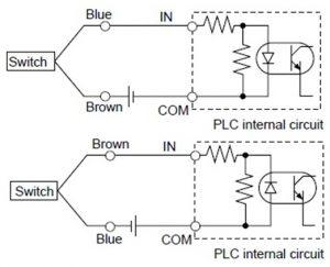 Gambar 2. Penyambungan Sensor 2 Kabel