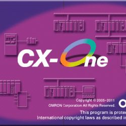 Omron CX One Software