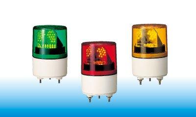 Original Product Patlite | RLE 82 Revolving Warning Light Image