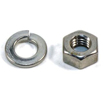 Lock Nut F03-03 SUS304 | Jual Produk Omron Image