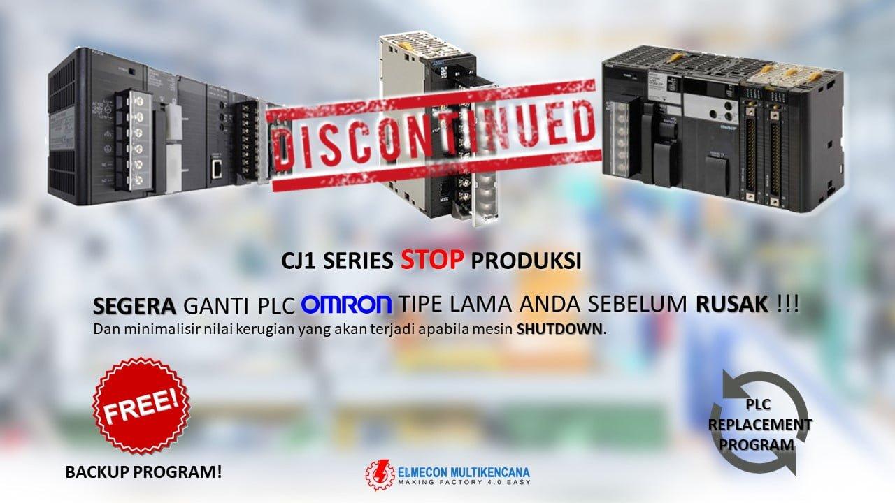 PLC OMRON CJ1