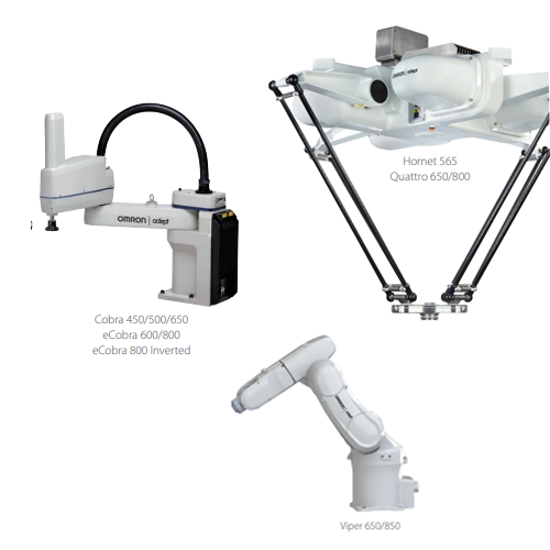 Industrial Robot Omron Image