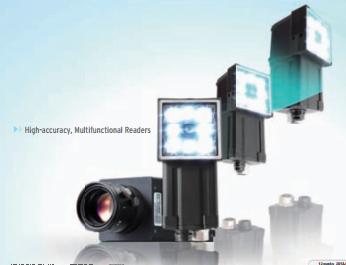Sensor Code Reader Series Image