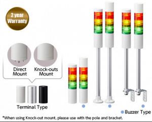 LR5 Series 50mm LED Signal Tower Lights Image