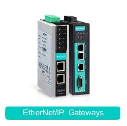 EtherNet/IP Gateways