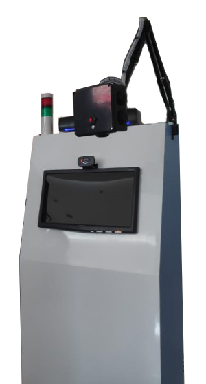 Infrared thermo automatis