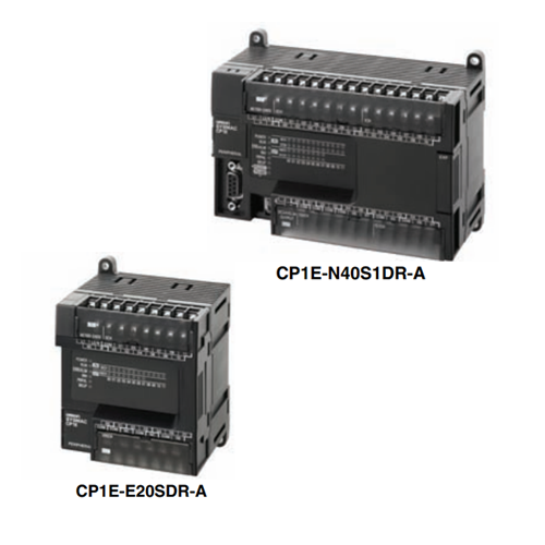 CP1E CPU Series Image