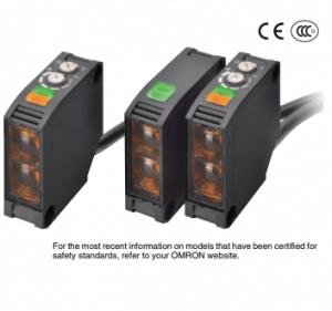 Built-in Power Supply Photoelectric Sensor E3JK Image