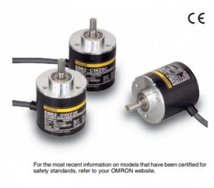 Incremental 40-mm-dia. Rotary Encoder E6B2-C Image